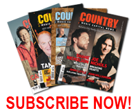 Country Music Capital News - Subscribe Now